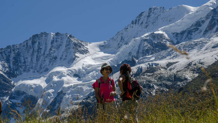 High altitude beauty-3 nights as from CHF 708.- pp