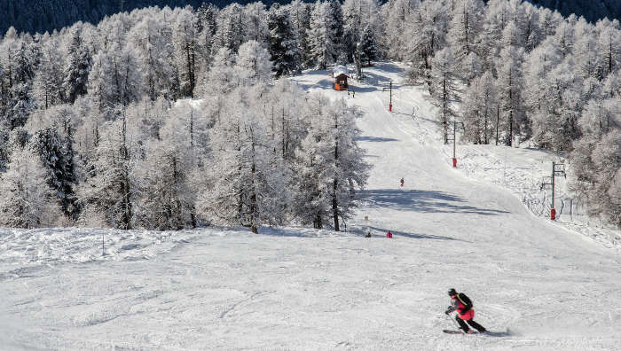 Mini-skiweek - 4 nights as from CHF 740.- pp