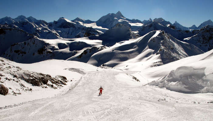 A Sunday in the Mountains-1 night from CHF 235 pp