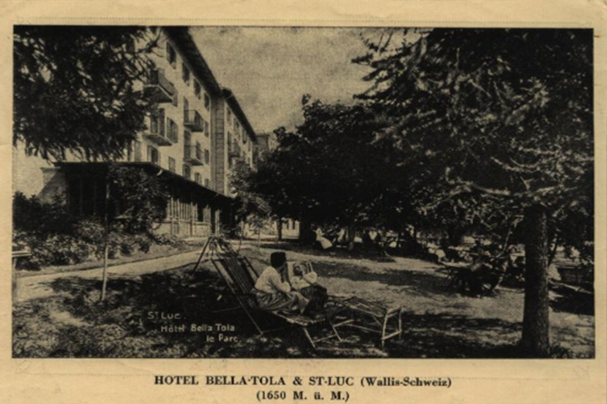 The History of Bella Tola