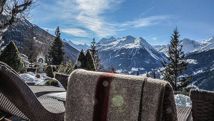 High altitude beauty-3 nights as from CHF 643.-