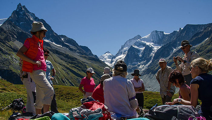 Call of the Mountains-2 nights as from CHF 378 pp