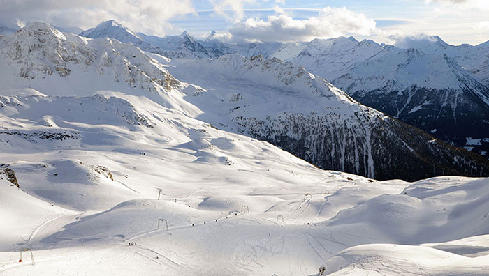 Winter Break - 3 nights as from CHF 525 pp