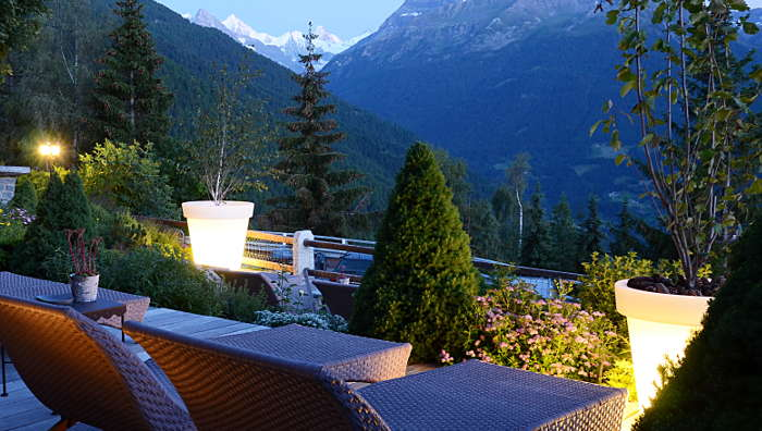 Relax Week Bella Tola - 7 nights from CHF 1134.- pp